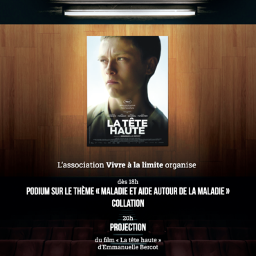 Evénement 10 octobre -podium et film